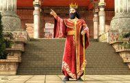 کیخسرو شاهی مینوی است