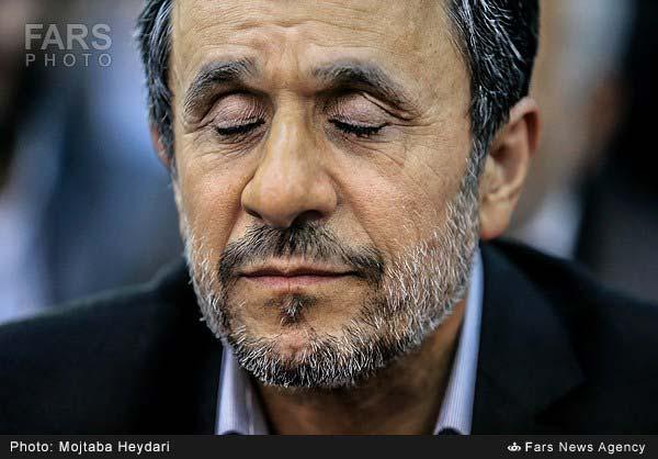 احمدینژاد: من نشنیدم مردم چیزی بگویند