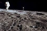 حبیب الله بیطرف به ماه میرود؟