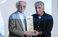 نشان عالی هنر برای صلح به شجریان, تقوایی و دولتآبادی رسید