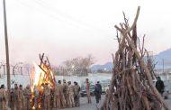 هیئتها از سوزاندن و قطع درختان در آیین گِل خودداری کنند