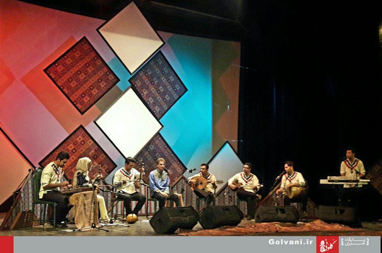 گزارش تصویری از کنسرت گروه هانای