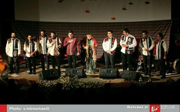 کنسرت رجبزاده و گروه هاویر برگزار شد + گزارش تصویری