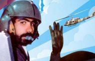 یادی از خلبان شهید غلامرضا چاغروند