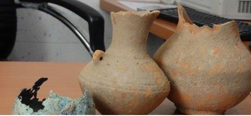 کشف اشیای تاریخی از هزاره دوم قبل از میلاد در کهگیلویهوبویراحمد