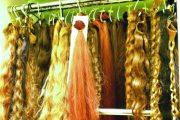 خرید موی طبیعی زنان در خیابان منوچهری