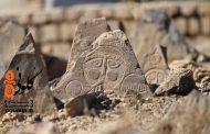 گورستان ۲۵۰۰ ساله روستای طره نطنز