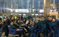 تیم خیریتی بسکتبال دختران ایران