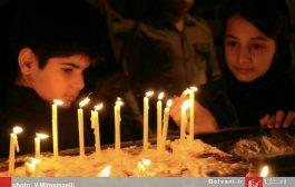 گزارش تصویری از برگزاری شام غریبان در خرمآباد
