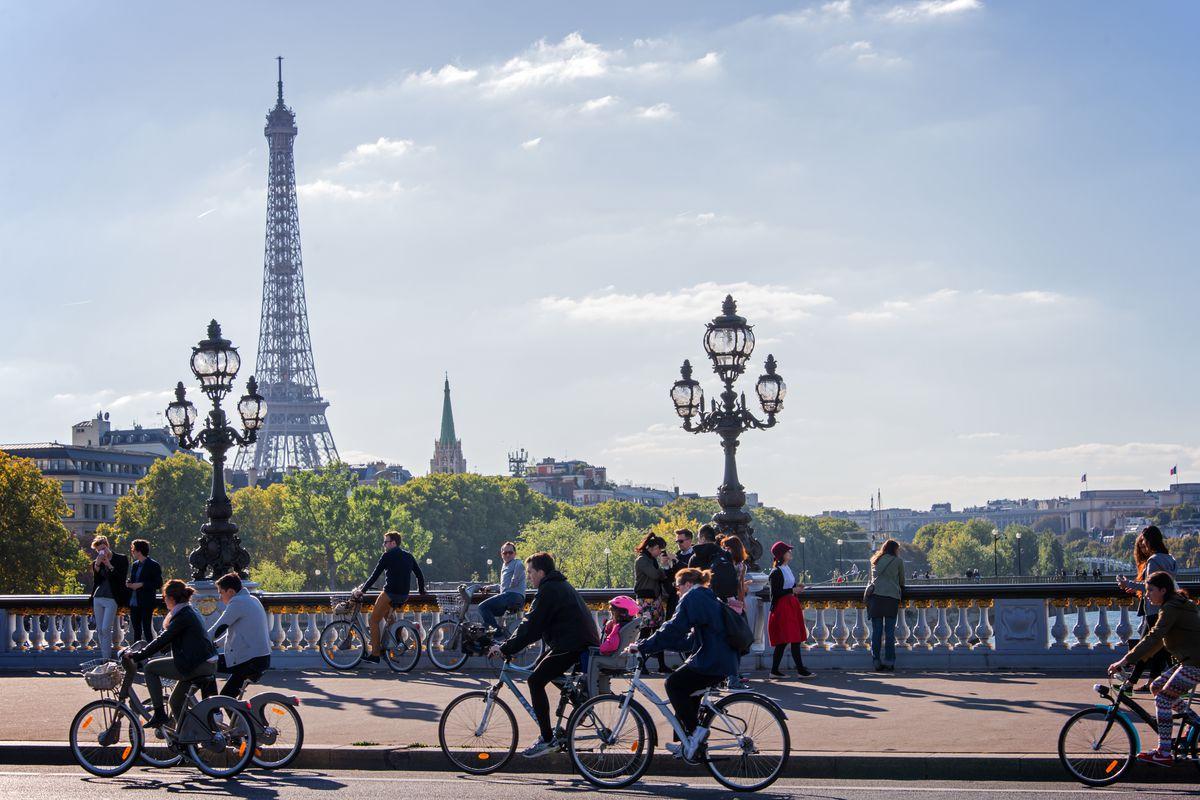 خیابانهای بدون سوخت فسیلی