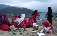 بررسی پوشش تحصیلی دختران در مقاطع تحصیلی