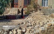 زلزله به شهر تاریخی سیمره آسیب جدی زد