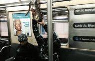 مار در متروی تهران چه میکند