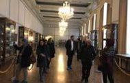 رئیس انجمن موزههای آلمان از کاخ گلستان بازدید کرد