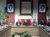 جلسه کارگروه کاهش آلودگی هوای تهران