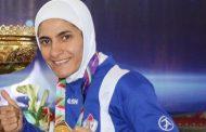 مخاطبان نود به ورزشکار زن رای دادند