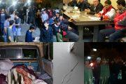 ۳۶ مجروح بر اثر وقوع ۲ زمینلرزه در بروجرد