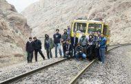 برگزاری تور عکاسی بهمناسبت ۹۰سالگی راهآهن