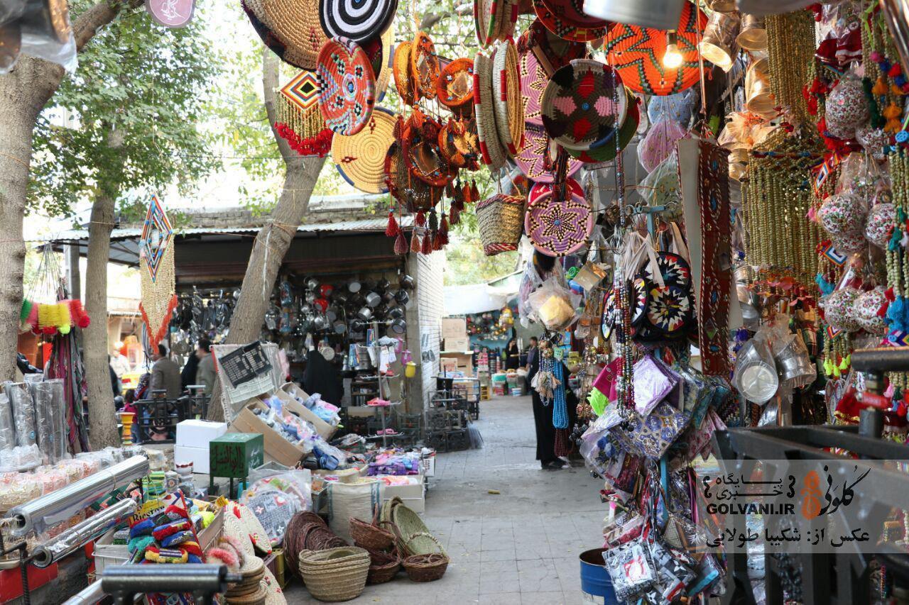 تصاویری از کسبوکار مردم خرمآباد