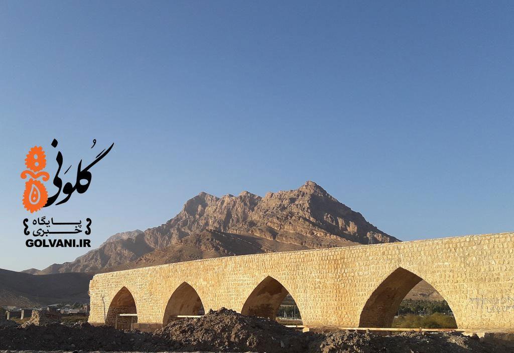 پل شکسته خرمآباد پس از مرمت اصالت خود را از دست داده است
