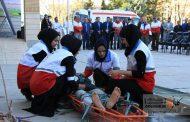 گزارش مانور ایمنی و زلزله در مدارس لرستان + عکس