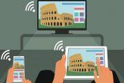 چگونه صفحه گوشی روی تلویزیون و لپتاپ قابل رویت است