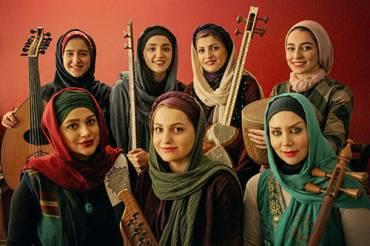 کنسرت فائزه زارعرفیع در فرهنگسرای نیاوران