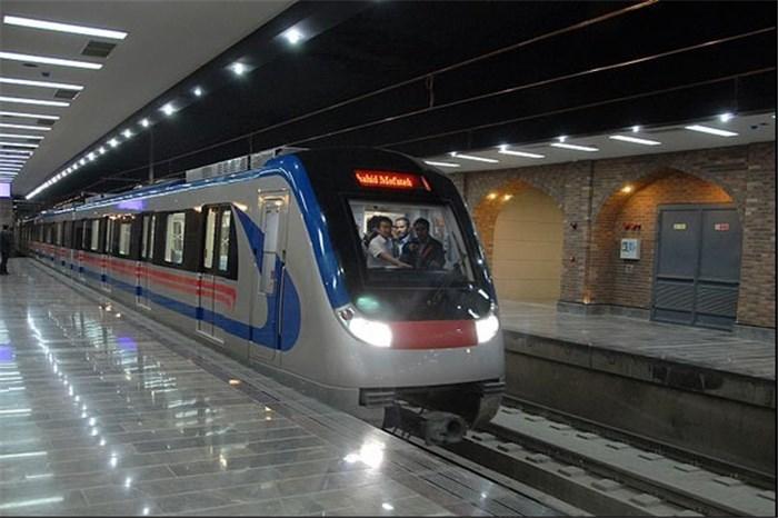 اتفاقات متدوال مترو