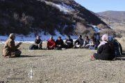 کارگاه آموزشی تئاتر در نوشهر برگزار شد