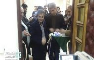 دفتر انجمن هنرهای نمایشی شهرستان بابلسر افتتاح شد