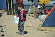 اینجا شبها کودکان از کابوس زلزله جیغ میکشند
