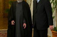 کمک علی لاریجانی به روحانی در حل مسأله حصر