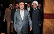 توصیه عجیب احمدینژاد به روحانی