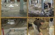 آغاز طرح مطالعاتی و مستندسازی یافتههای معماری حمام حاجرئیس تربتحیدریه
