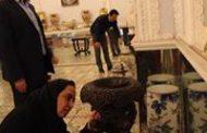 اشیای موزهای کاخ گلستان به مخازن امن منتقل میشود