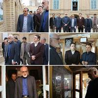 لزوم معرفی ظرفیتهای اماکن تولیدکننده محصولات هنری مشهد به مردم