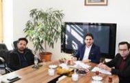 دیدار مدیر مجموعه سعدآباد با اعضای انجمن صنفی راهنمایان گردشگری استان تهران