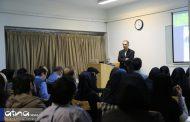 کارگاه نقد ادبی با تدریس حسین پاینده در دانشکده ارتباطات