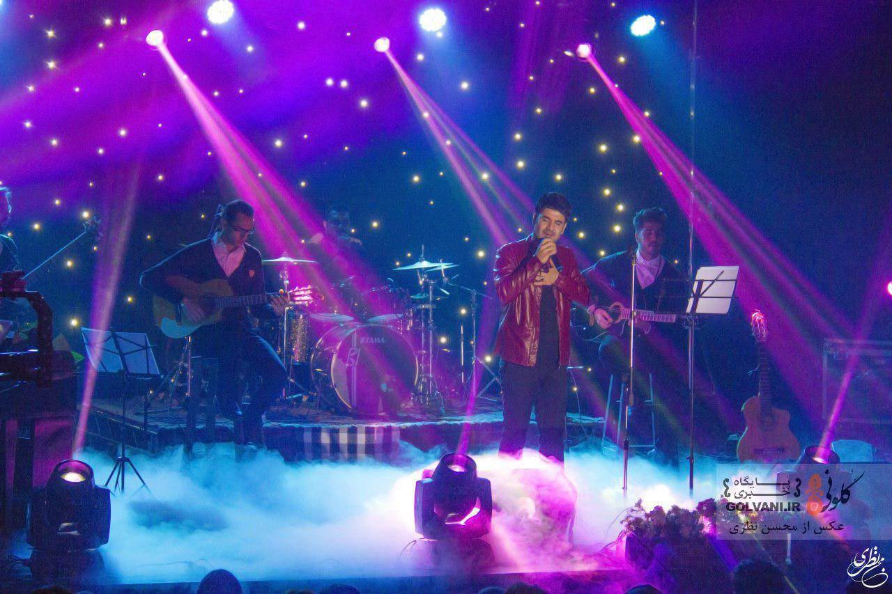 دومین شب کنسرت پاپلر برگزار شد + عکس