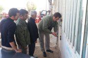 پلمپ دو کارگاه آلاینده محیطزیست در شهرستان البرز