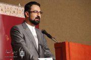 سید محمدمجتبی حسینی معاون امور هنری وزارت فرهنگ و ارشاد اسلامی