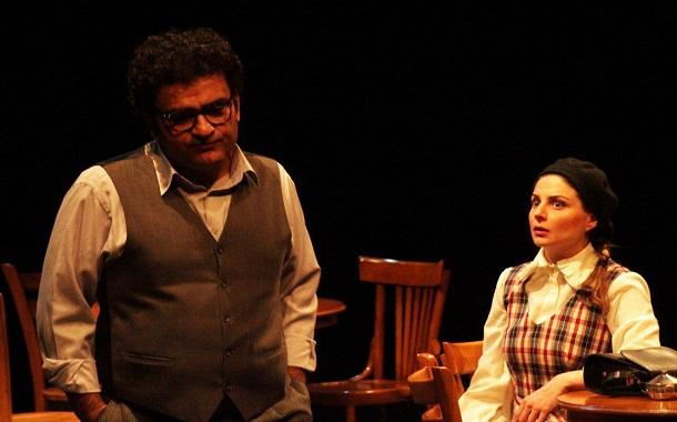 گزارش تصویری از تئاتر بولشویک