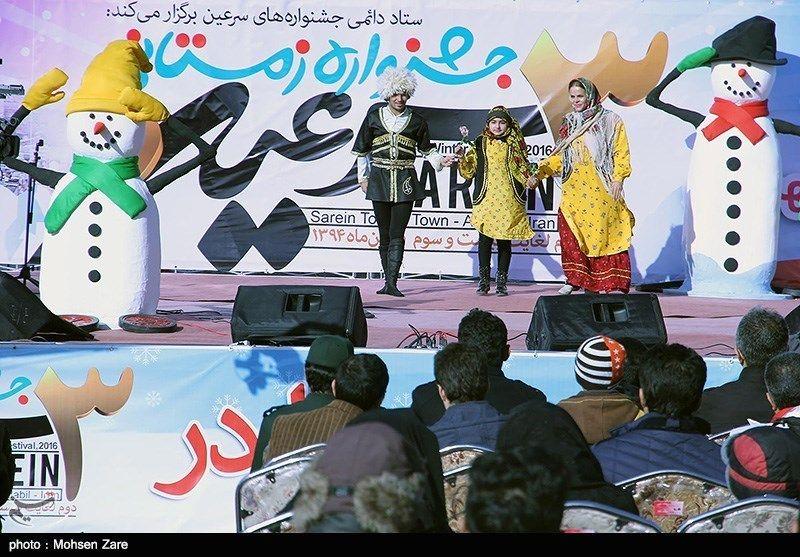 پنجمین جشنواره ملی زمستانی در سرعین تا پایان نوروز ۹۷