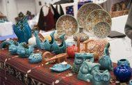 برپایی نمایشگاه عرضه صنایعدستی و سوغات در شاهرود