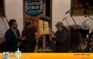 رونمایی از تمبر «گفتوگوی ایران» و کتاب «ادبیات نمایشی در بوشهر»