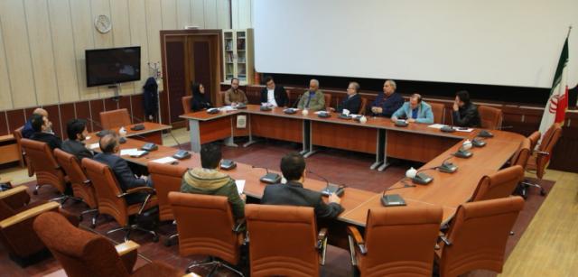 جلسه هماهنگی مدیران سینماهای جشنواره فیلم فجر برگزار شد