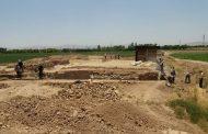 کشف بقایای دوران اسلامی در شهر اندیمشک