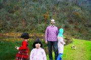 فرار متفاوت یک مغز ایرانی به همراه خانوادهاش