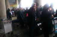 سودجویی رانندگان تاکسی در بیرون فرودگاه امام