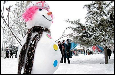تعطیلی زمستانی مدارس به توسعه گردشگری کشور کمک میکند